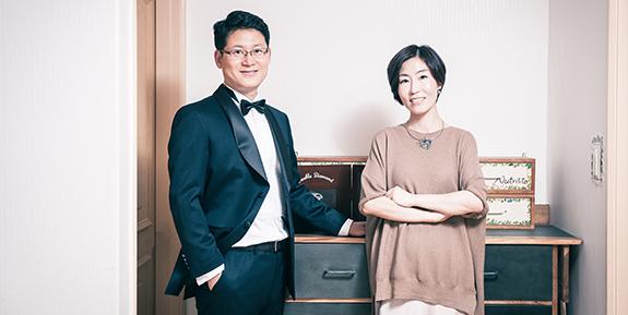 한규주 & 김성학 사진