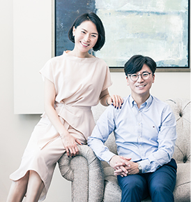 박지훈 & 노경국 사진