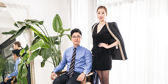 주용석 & 이지현 사진