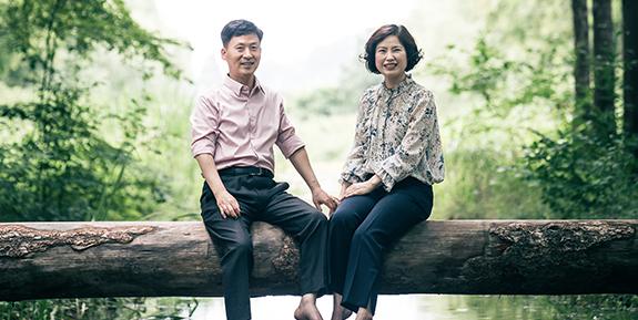 김태순 & 서광원 사진