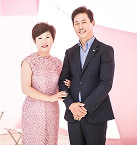 이화정 & 박해준 사진