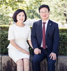 박순옥 & 지종림 사진