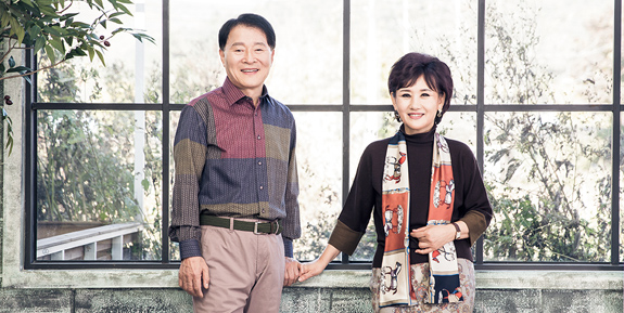 홍진희 & 김종수 사진