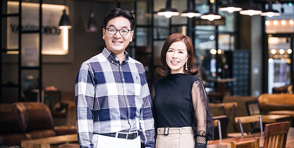 이준호 & 심화영 사진
