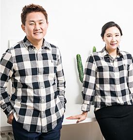 김희 & 남시범 사진