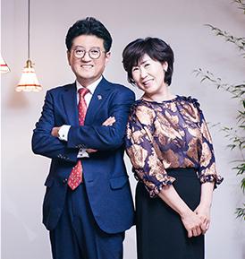 배순천 & 김태조 사진