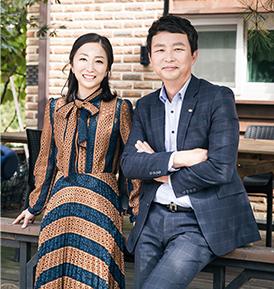 원선미 & 김재홍 사진