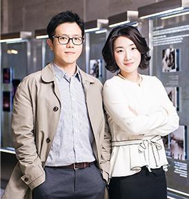 김유아 & 김평중 사진