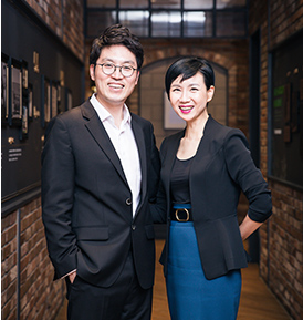 김은옥 & 김현성 사진