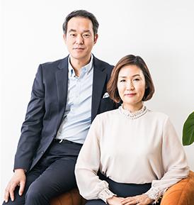박지영 & 허윤석 사진