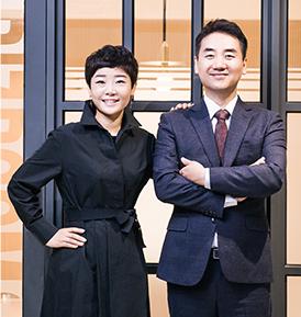 배정환 & 최윤희 사진