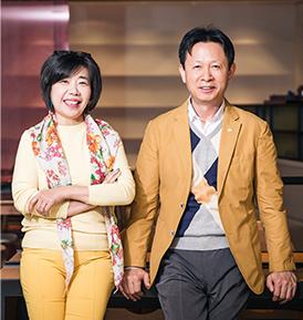 윤석구 & 김희정 사진