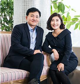 이경선 & 정준 사진