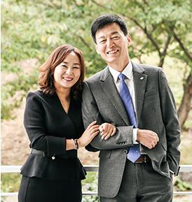 정나영 & 정원규 사진