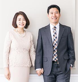 지윤숙 & 박과길 사진