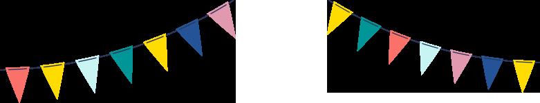 행사 깃발