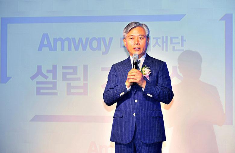 김장환 대표이사 사진