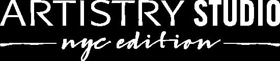 Artistry Studio NYC Edition 로고