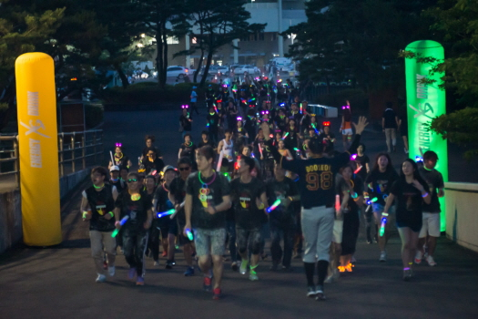 XS 5K Night Run 코스 - Hydra V...